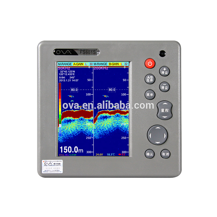 600w Remote Control Gps Wireless Sensor Sonar Fish Finder
