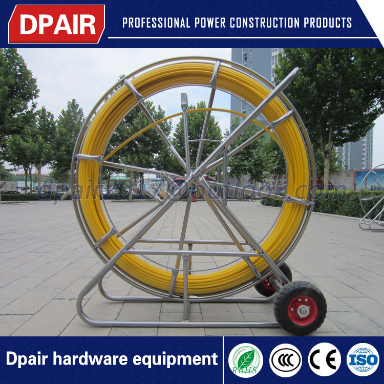 high strength powered duct rodder by factory manufacturer