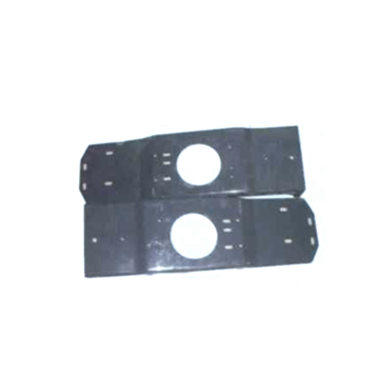 Truck front fixed support plastic steel bumper bracket for benz