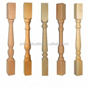 Exceptionnel Wood Balusters For Sale/deck Baluster Spacing/staircase Spindles Wood