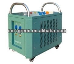 R134A/R410A/R407C/R22 oil-free compressor and multi-function Refrigerant Rcovery/Refill/Vacuum Unit CM5000 at factory price