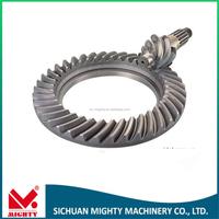 Double spur gear spur gears high quality connection bolt