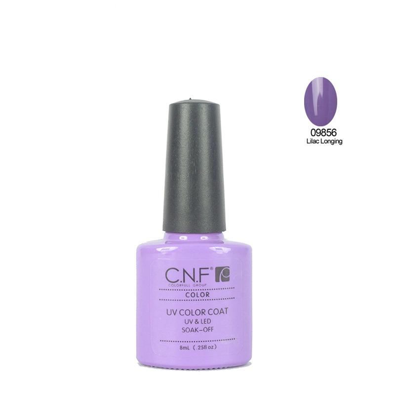 Free shipping CNF UV Color Gel 1PCS Lot color 09856 Nail Gel Polish for Gel Nail