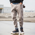 MS70916G High quality men's thick casual thin pants