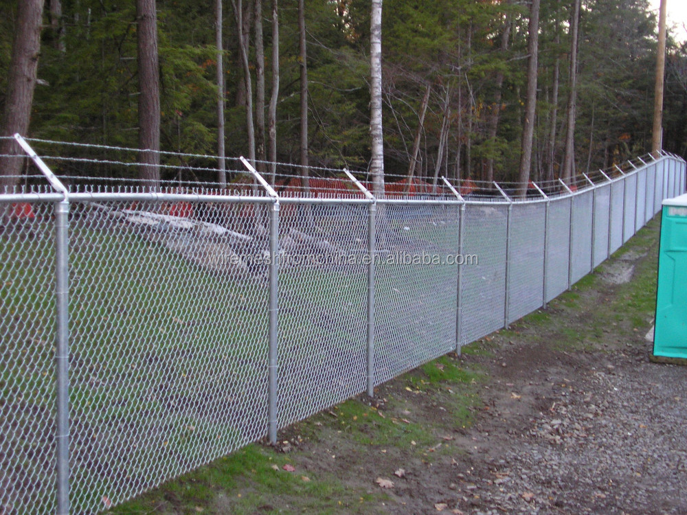 Cheap And Durable Chain Link Fence Used Widely Price Buy