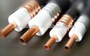 50ohm Corrugated Aluminum Feeder Cable 1/4