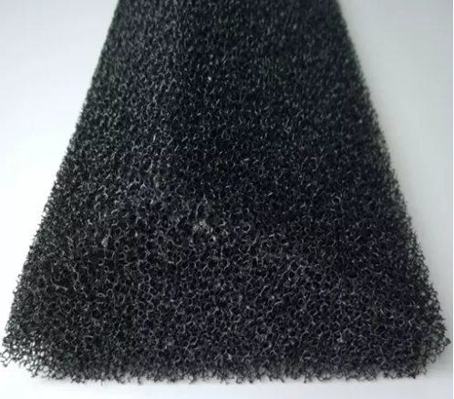 activated carbon roll large high high custom aluminum foam panels