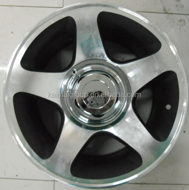 16x8 suv aluminum alloy wheel rims 5x150 ET0 for pickup