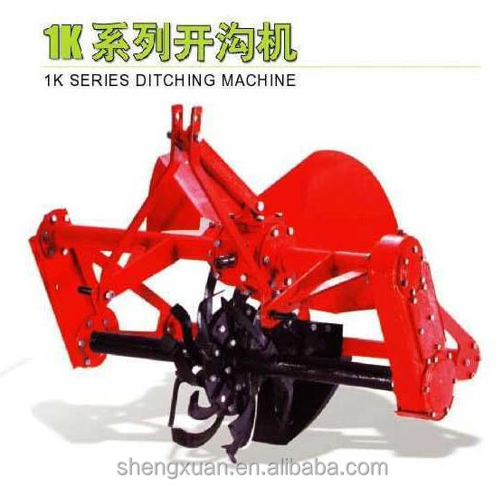 pto trencher with CE made