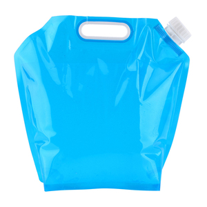 China Supplier Camping 5 Liter Plastic Drinking Water Liquid Packaging Plastic Bag