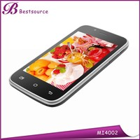 New development for 2015 XMM6321 4.0inch Android 4.4.2 low cost touch screen mobile phone