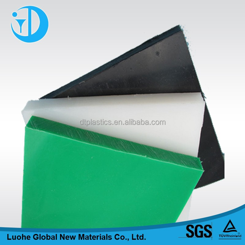 Has the potential to implement a variety of different types of hard plastic hdpe board