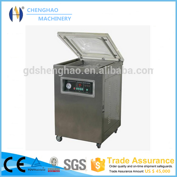 DZ-300/400/500/600 With CE Single Chamber Vacuum Packing Machine