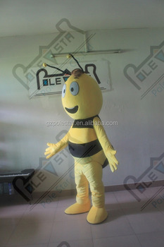 character bee mascot costumes summer insect costume for party
