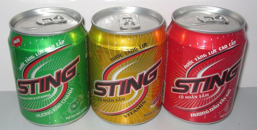 Sting Energy Drink, Sting Energy Drink Suppliers and Manufacturers ...