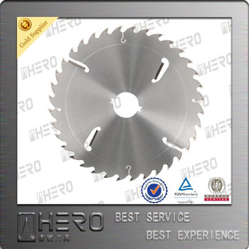 10 Diameter Tungsten Circular Saw Blade For Cross Cutting Wood Plastic Plexigl