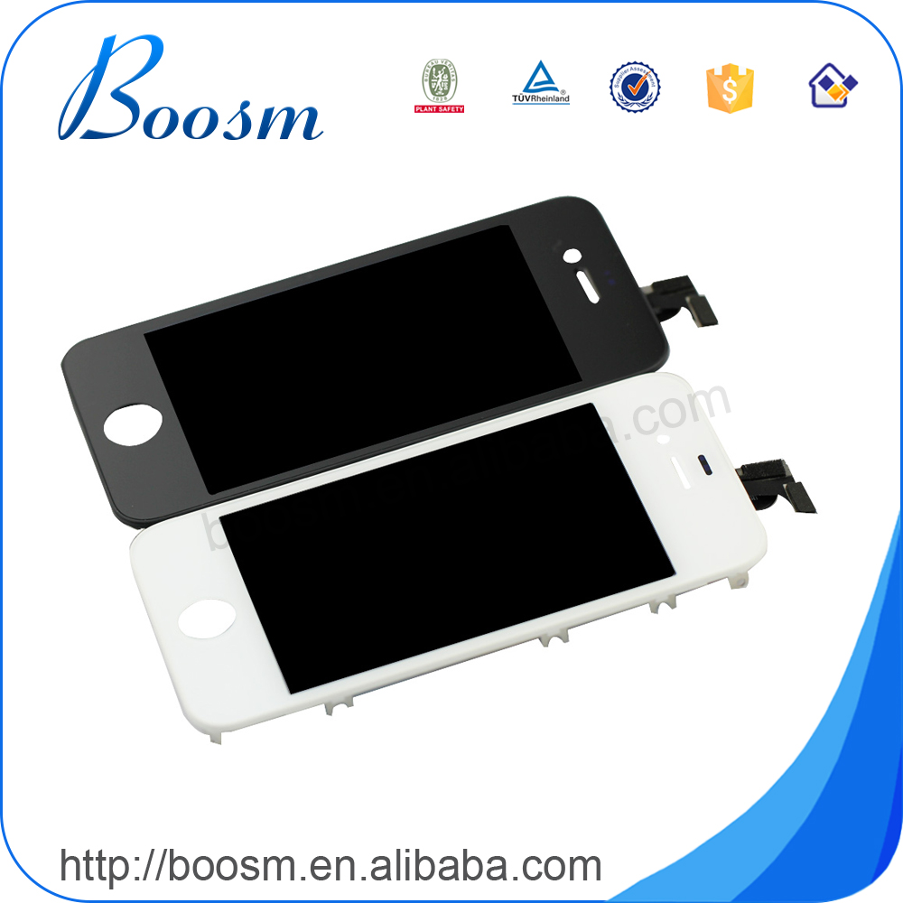 Factory Direct Sale replacement for iphone 4 unlocked logic board 16gb 32gb,lcd for iphone4 screen