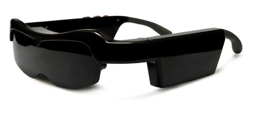 Oculon X311 Head Mount Display, video glasses, video Eyewear, HMD, video recorder eyewear for iPod, iPhone, PMP, MP4, Mobile Ph
