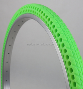 New Style 24*1.5 Inch Inflation-free Tire for Share Bicycles