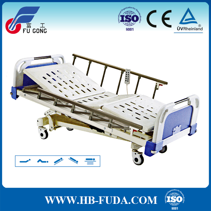 DA-3 model remote control five functions icu electric motor hospital bed