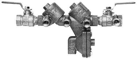 Buy Wilkins 1-975XL2 1 Lead Free Reduced Pressure Principle
