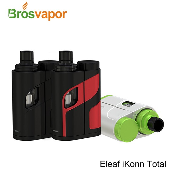 Fast shipping Authentic Eleaf iKonn Total / iKonn Kit with Ello Mini Tank from Brosvapor