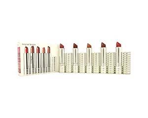 Clinique Long Last Lipstick Set for Women, 0.14 Ounce