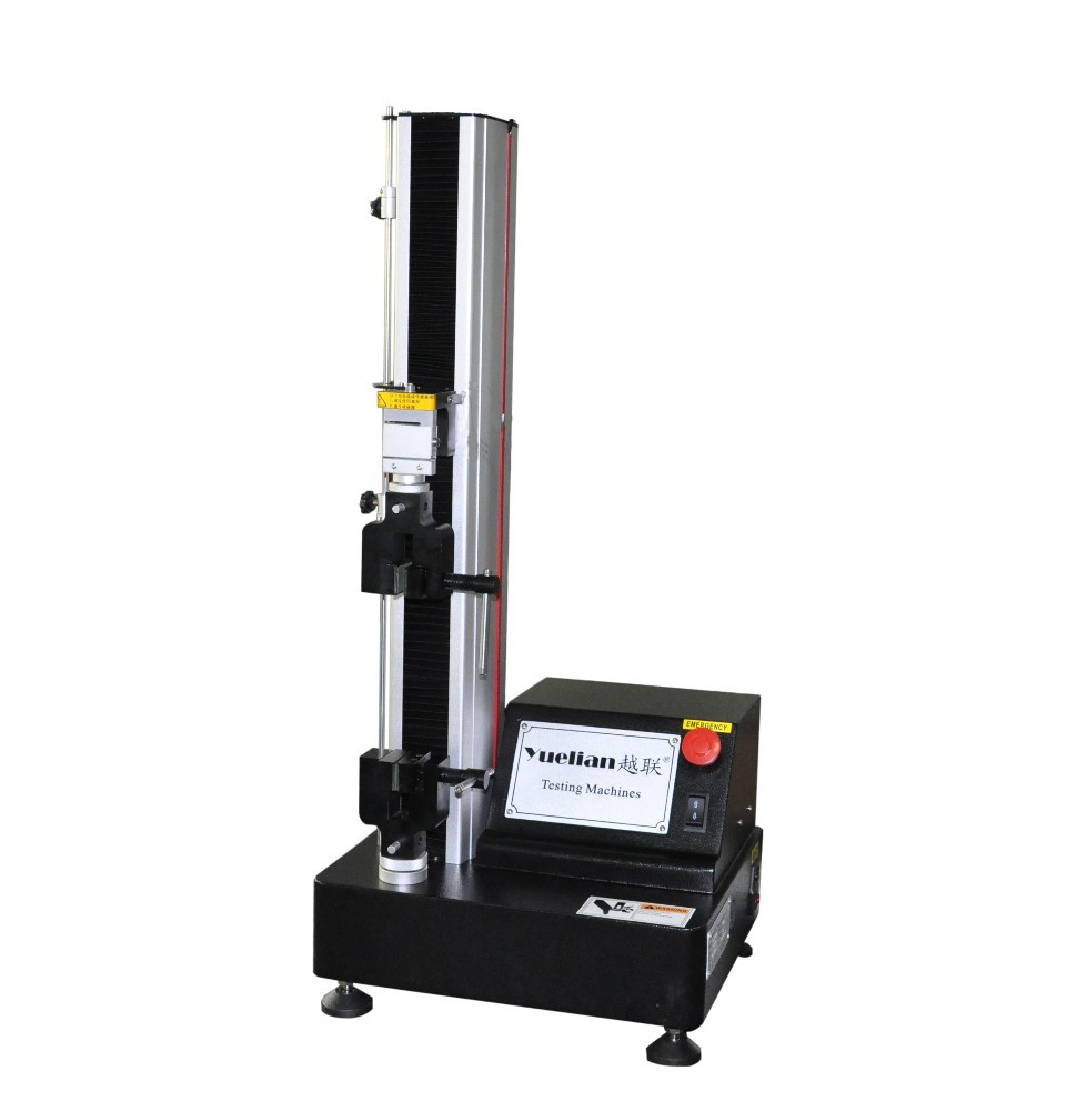 YL-S90 Vertical Packaging Materials Tensile Strength Tester