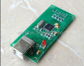 Pcb2706 Usb To I2s Dac Decoder Win Xp Win 7 Win 8 Win 10 Mac Otg Replace  Amanero - Buy Pcb2706,New And Original,Module Product on Alibaba com