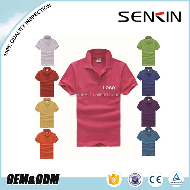 e8f093136 Hot sale Cotton Polyester Blend fabric Promotional Polo Shirt Custom Mens  Plain Red Polo shirts Made