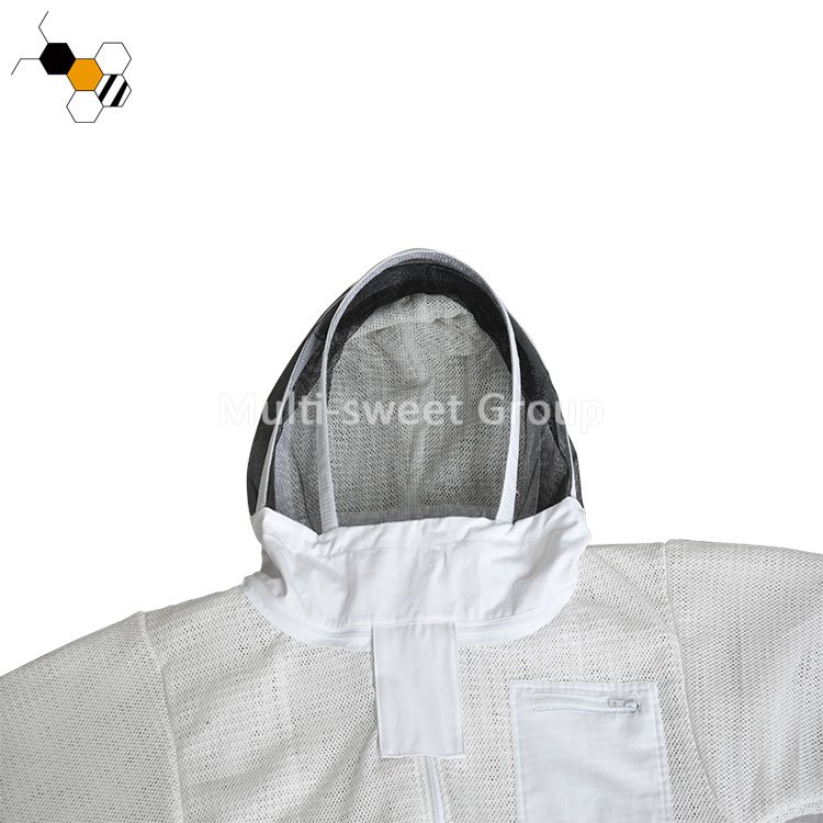 Yard, Garden & Outdoor Living Hearty Ventilated Beekeeper Suit White Color Bee Keeper Professional Safety Mesh New