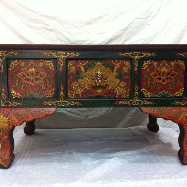 Tibetan Furniture. antique tibetan table Source quality antique tibetan table from