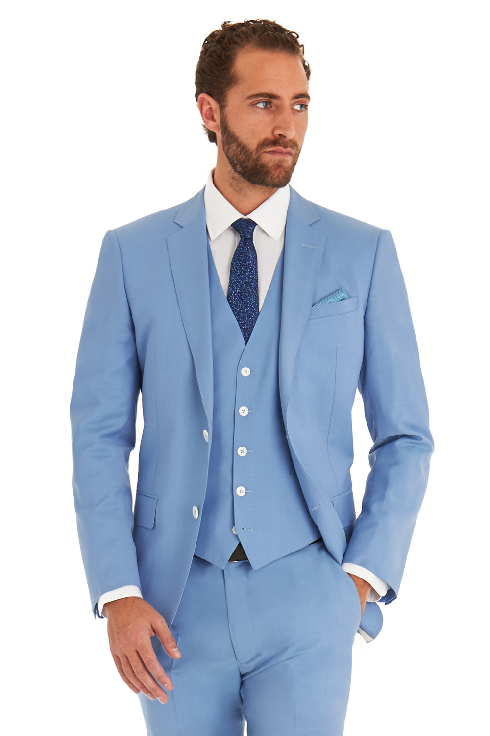 Cheap Light Blue Wedding Suits, find Light Blue Wedding Suits deals ...