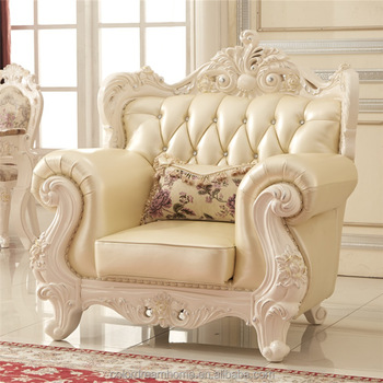 2017 Best Selling White Color Sofa Set European Style Furniture Royal  Classic Furniture - Buy White Color Sofa Set,Royal Classic Furniture,Arabic  ...