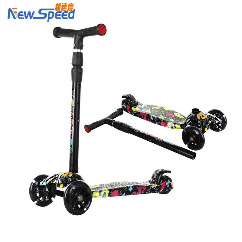 3 wheels stand up Hot Cheap Trike Scooter Kick Scooter Kids scooter 3 wheel