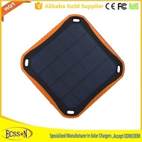 100% Original Brand Window solar charger 5600mAh with sticker,Portable solar charger & power bank with sucker for mobile phones