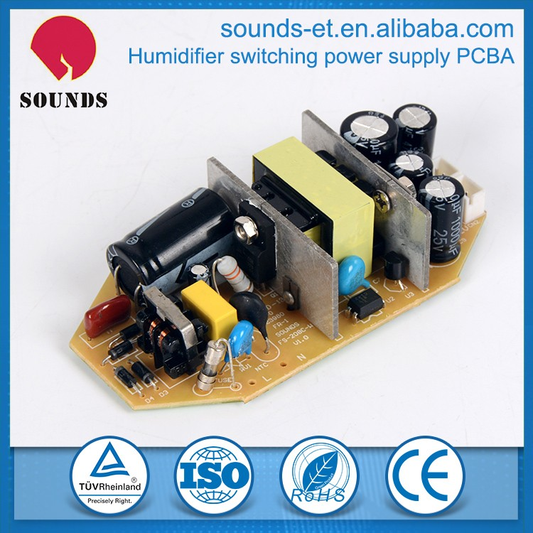audio amplifier pcb assembly Turnkey solution for data wire pcb connector assembly