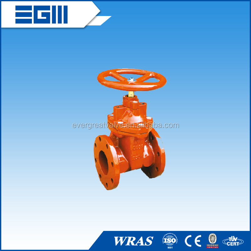 AWWA C515 Gate Valve, Flange Ended