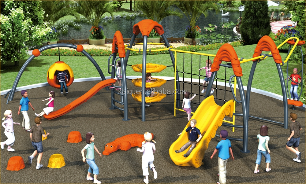 KAIQI classic Climbing Series KQ50111A children favorite outdoor adventure physical training playground equipment