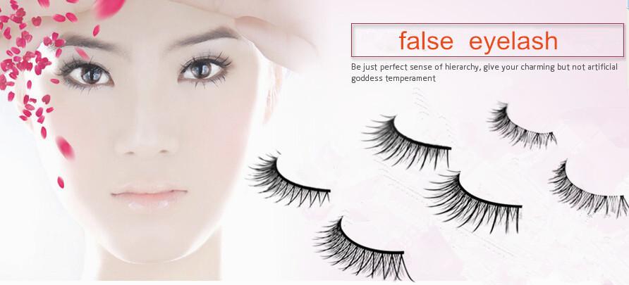 Hot Sale Own Brand Natural Korean False Eyelashes Buy Own Brand