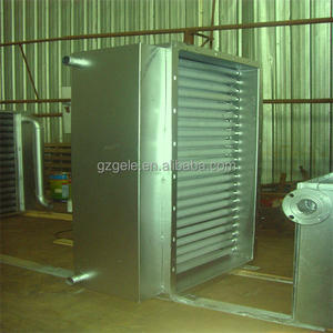 industrial low price air cooled conditioning condenser coil for refrigeration with tube fin
