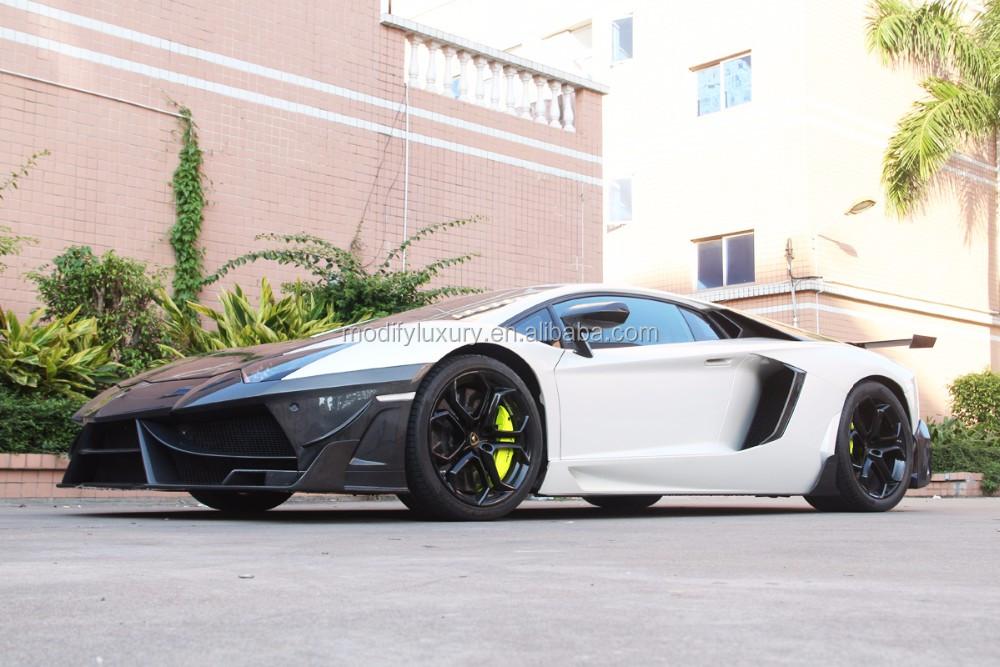 Modify Luxury Dmc Carbon Lp700 Side Skirts For Lamborghini ...