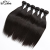 Brazilian Hair Factory Price Unprocessed Can Be Dyed 100% Virgin Indian Curly Hair