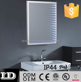Led Infinity Mirror Bathroom Vanity Light