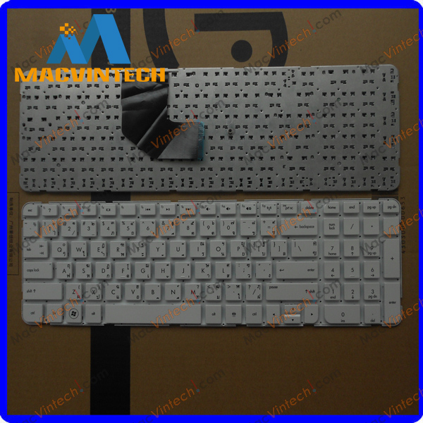 Wholesale For HP Pavilion G6-2000 G6-2100 G6-2200 Laptop Keyboard Thai TI Layout