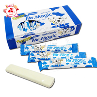Mr.Magic Milk Flavoured Chewy Candy, Milk soft candy