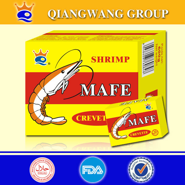 GUINEA MOST POPULAR--QIANGWANG GROUP 10G SHRIMP STOCK CUBE-------VERY FAMOUS IN THE AFRICA