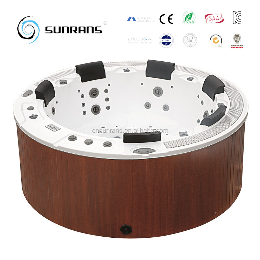 Free Standing Hot Tub Divine Hot Tubs Langley 76 Jet 5 6 Person