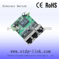 mini 3 Port 10/100M Ethernet switches Module