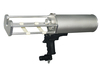 600ml Pneumatic Caulking Gun/Epoxy cartridge gun Air pistol; spray gun for coating; dual pneumatic caulking gun